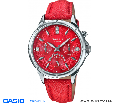 SHE-3047L-4AUER, Casio Sheen