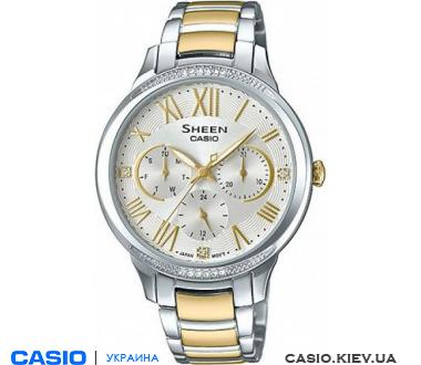 SHE-3058SG-7AUER, Casio Sheen