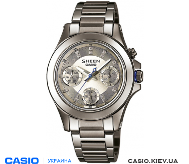 SHE-3503D-8AER, Casio Sheen
