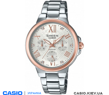 SHE-3511SG-7AUER, Casio Sheen