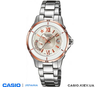 SHE-4505SG-7AEF, Casio Sheen