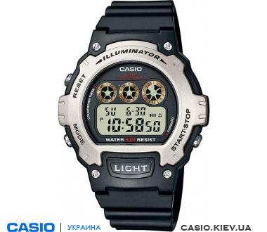 W-214H-1AV, Casio Standard Analogue
