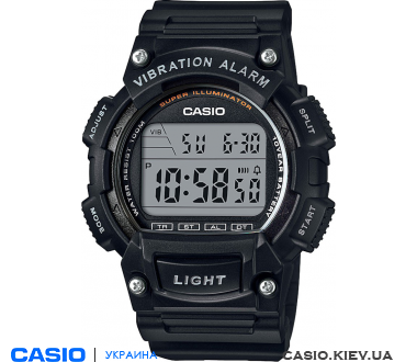 W-736H-1AVEF, Casio Standard Digital