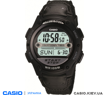 W-756B-1AV, Casio Standard Digital