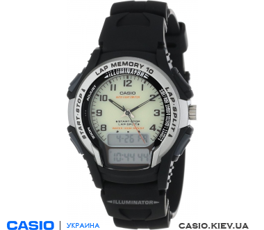WS-300-7B, Casio Combination