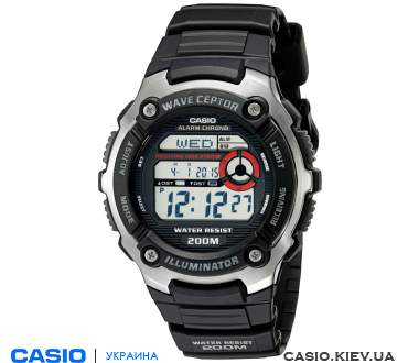 WV-200A-1AV, Casio Standard Digital
