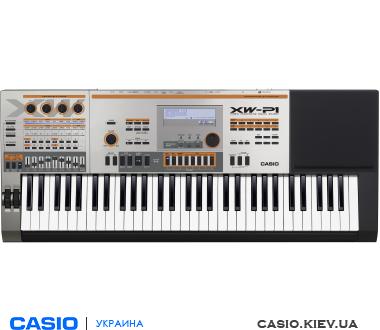 Цифровой синтезатор Casio XW-P1K7