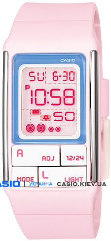 LDF-51-4ADR, Casio Standard Digital