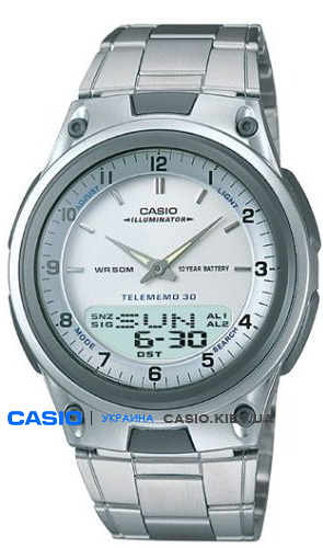 AW-80D-7AVEF, Casio Combination