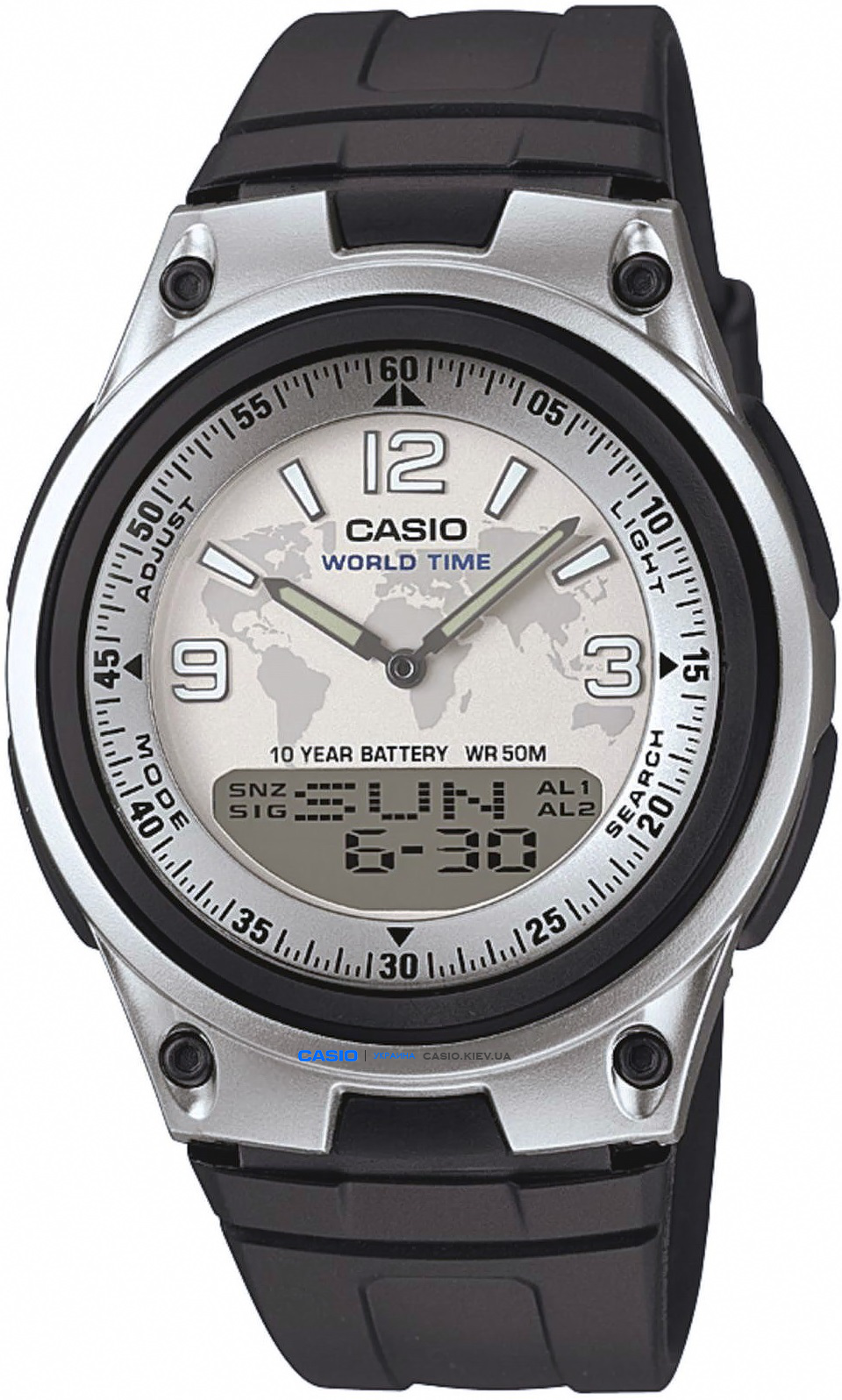 AW-80-7A2VEF, Casio Combination
