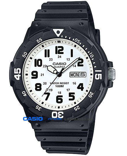MRW-200H-7BVEF, Casio Standard Analogue