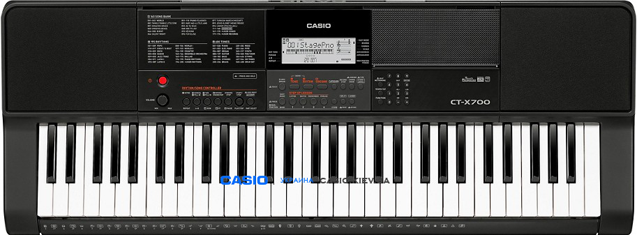 Синтезатор Casio CT-X700C7