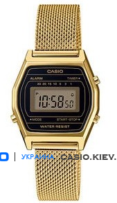 LA690WEMY-1EF, Casio Standard Analogue