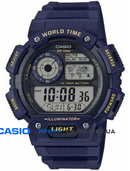 AE-1400WH-2AVEF, Casio Standard Analogue