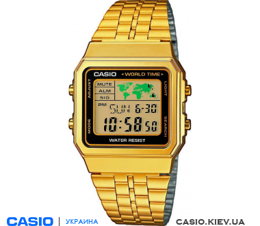 A500WGA-9, Casio Standard Digital