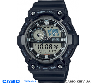 AEQ-200W-1AVEF, Casio Combination