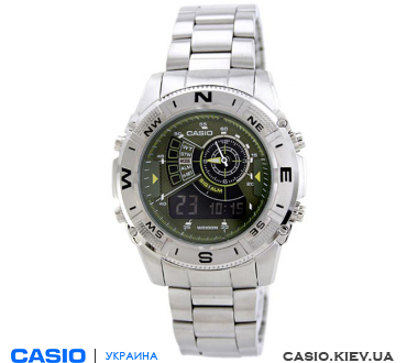 AMW-709D-3A, Casio Combination