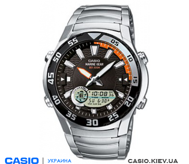 AMW-710D-1AVEF, Casio Combination
