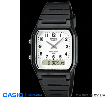 AW-48H-7BVEF, Casio Combination