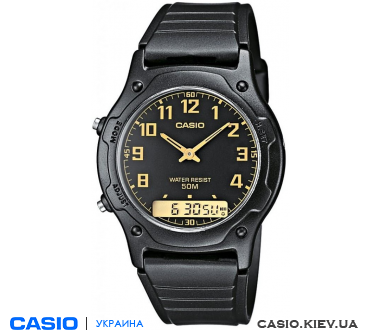 AW-49H-1BVEF, Casio Combination