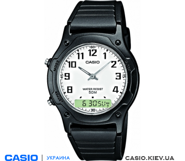 AW-49H-7BVEF, Casio Combination