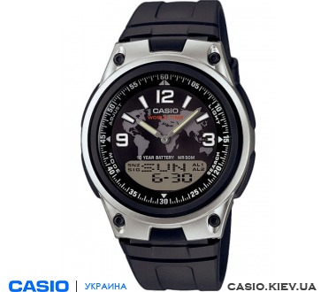 AW-80-1A2VEF, Casio Combination