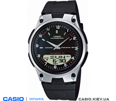 AW-80-1AVEF, Casio Combination