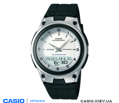 AW-80-7AVEF, Casio Combination