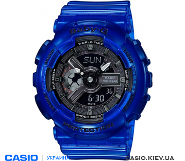 BA-110CR-2AER, Casio Baby-G