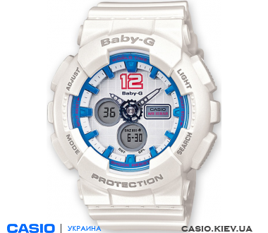 BA-120-7BER, Casio G-Shock