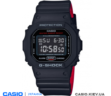 DW-5600HR-1, Casio G-Shock