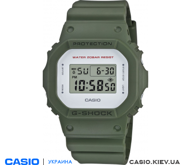 DW-5600M-3ER, Casio G-Shock