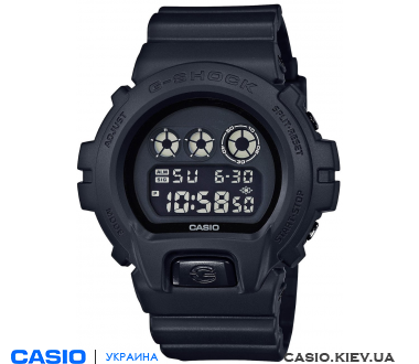 DW-6900BB-1ER, Casio G-Shock