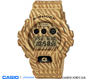 DW-6900ZB-9ER, Casio G-Shock
