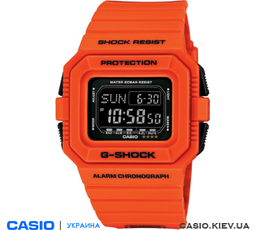 DW-D5500MR-4, Casio G-Shock