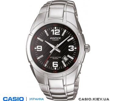 EF-125D-1AVEF, Casio Edifice