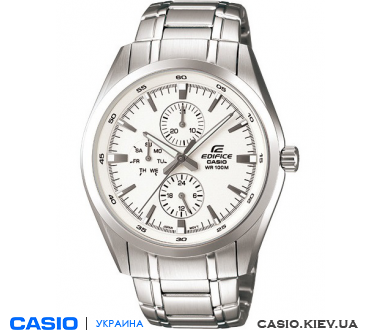 EF-338D-7AV, Casio Edifice