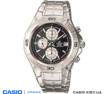 EF-520D-1A, Casio Edifice