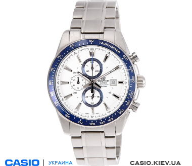 EF-547D-7A2, Casio Edifice