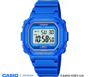 F-108WH-2A, Casio Standard Digital
