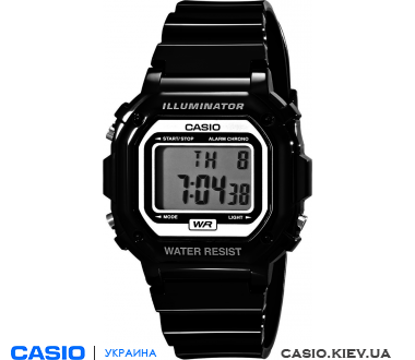 F-108WHC-1A, Casio Standard Digital