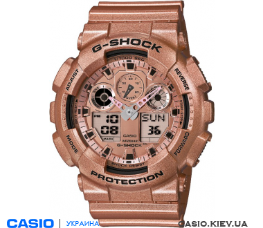 GA-100GD-9AER, Casio G-Shock