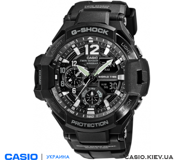 GA-1100-1AER, Casio G-Shock