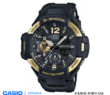 GA-1100-9GER, Casio G-Shock
