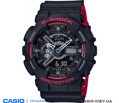 GA-110HR-1A, Casio G-Shock