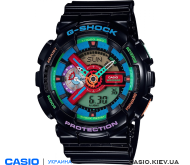 GA-110MC-1A, Casio G-Shock