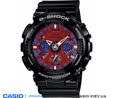 GA-120B-1AER, Casio G-Shock