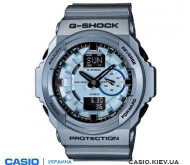 GA-150A-2AER, Casio G-Shock