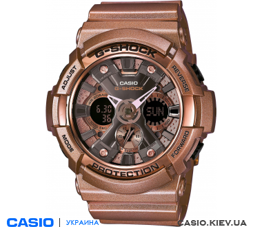 GA-200GD-9BER, Casio G-Shock