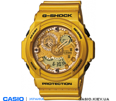GA-300GD-9AER, Casio G-Shock